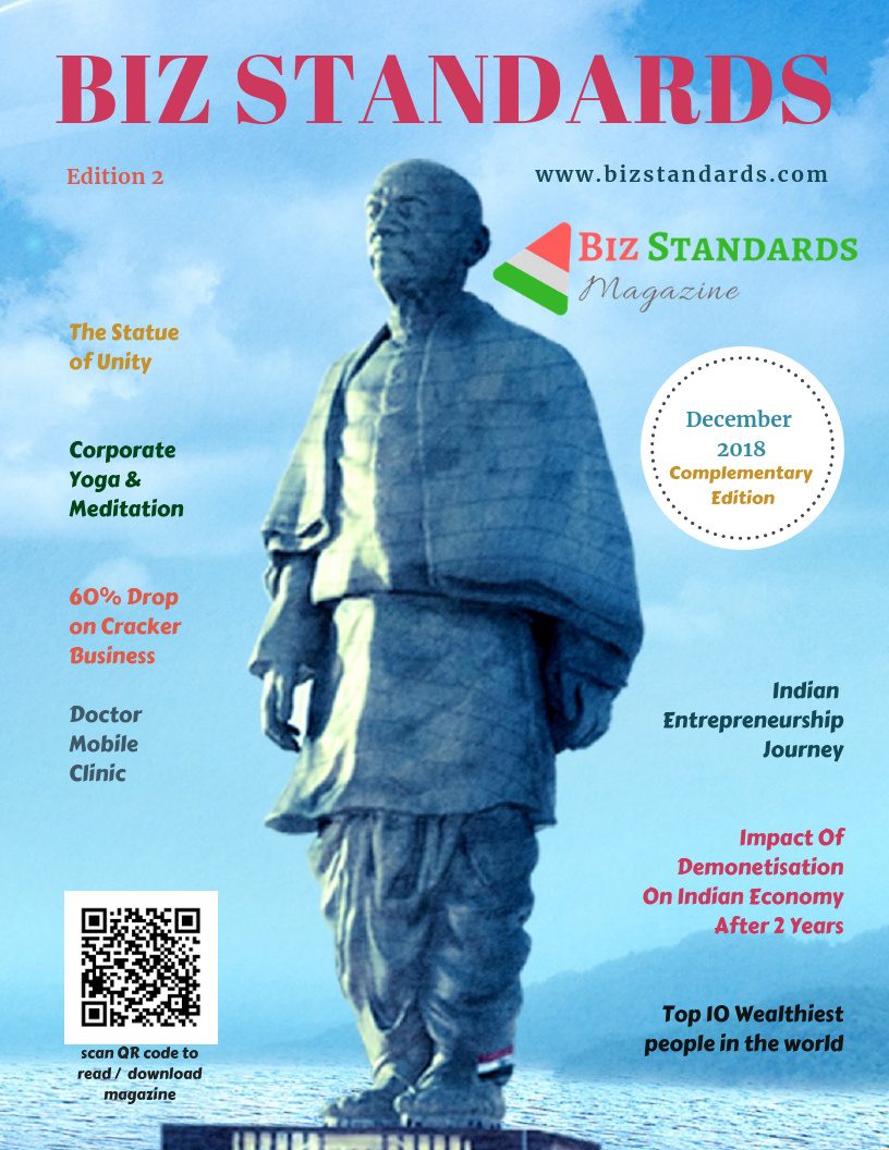 December 2018 Biz Standards E-Magazine