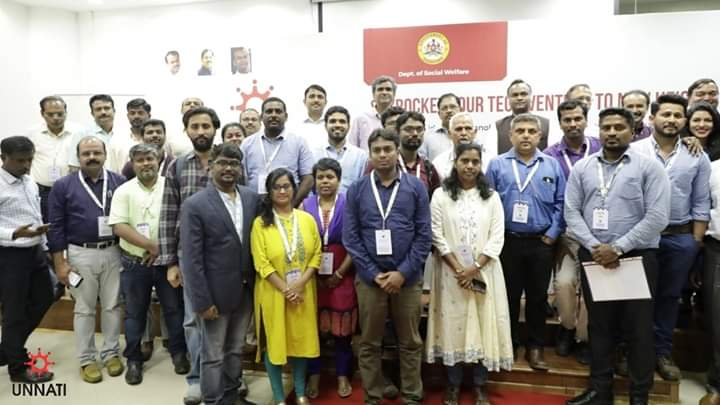 GoK Social welfare department issued Unnati Grant to Startups in Karnataka
